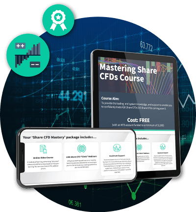 Mastering Share CFDs courses