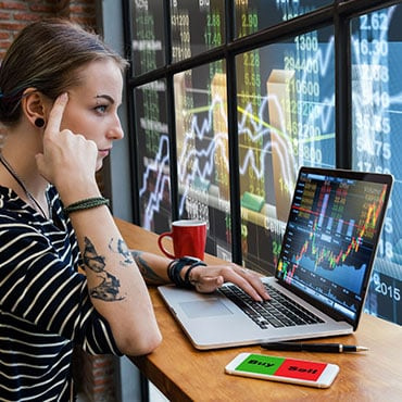 Metatrader 5 laptop platform